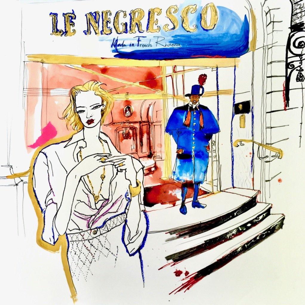 13 Negresco, pigments sur toile, 100_100 cm, 2018.jpg