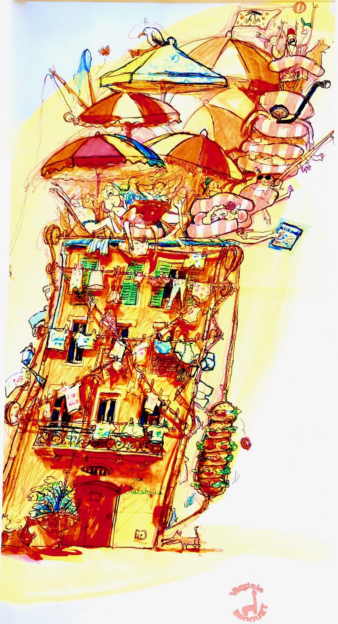 15 Carnaval de Nice, le Papayou, 2006
