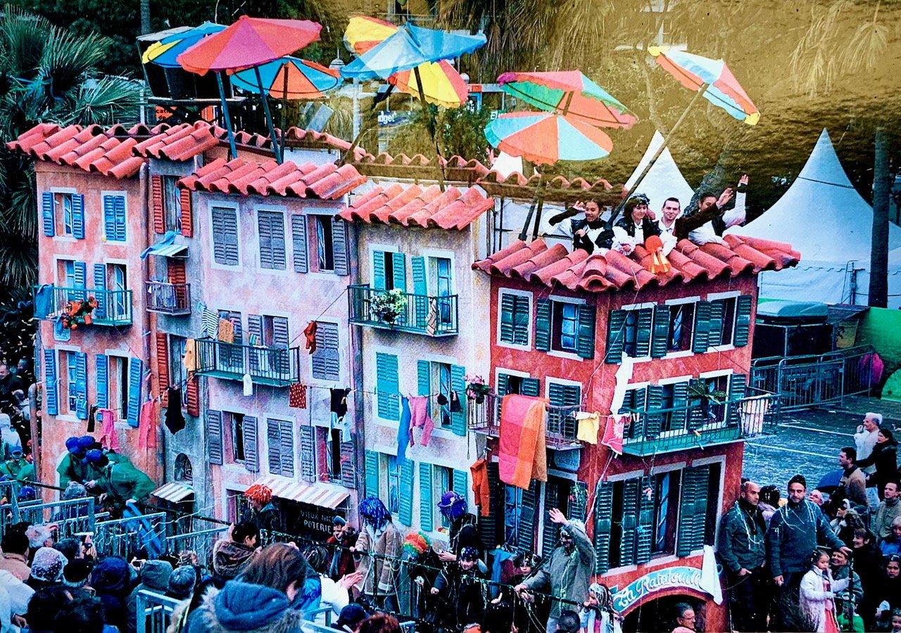 16 Carnaval de Nice, le Papayou, 2006