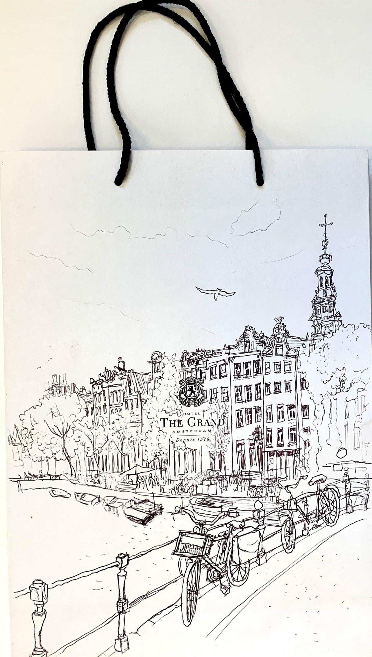 20 Bag, Amsterdam, 2016