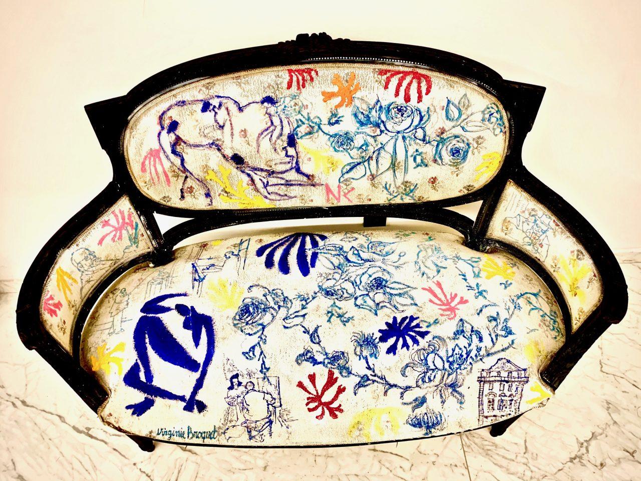 5 Canapé Matisse _NK_, Musée Masséna, Nice, 2020