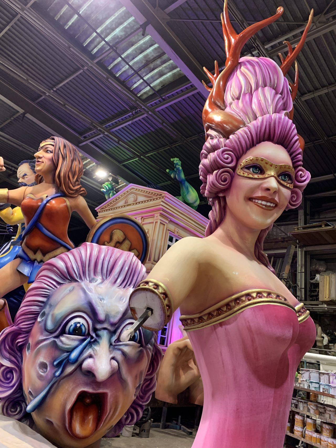 5 Reine du carnaval, 2019