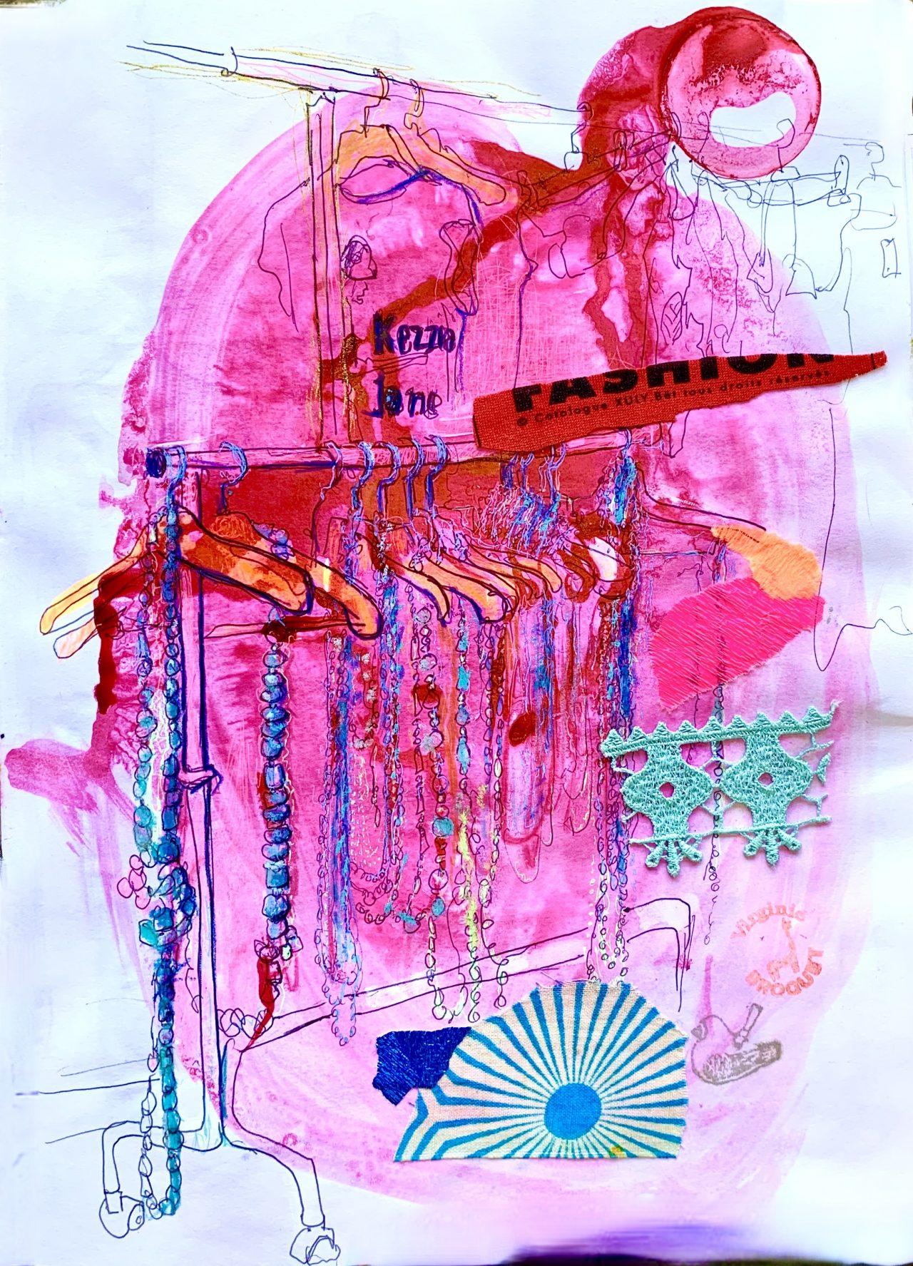 6 Xuly BetL défilé carrousel du louvre, Paris, 2004