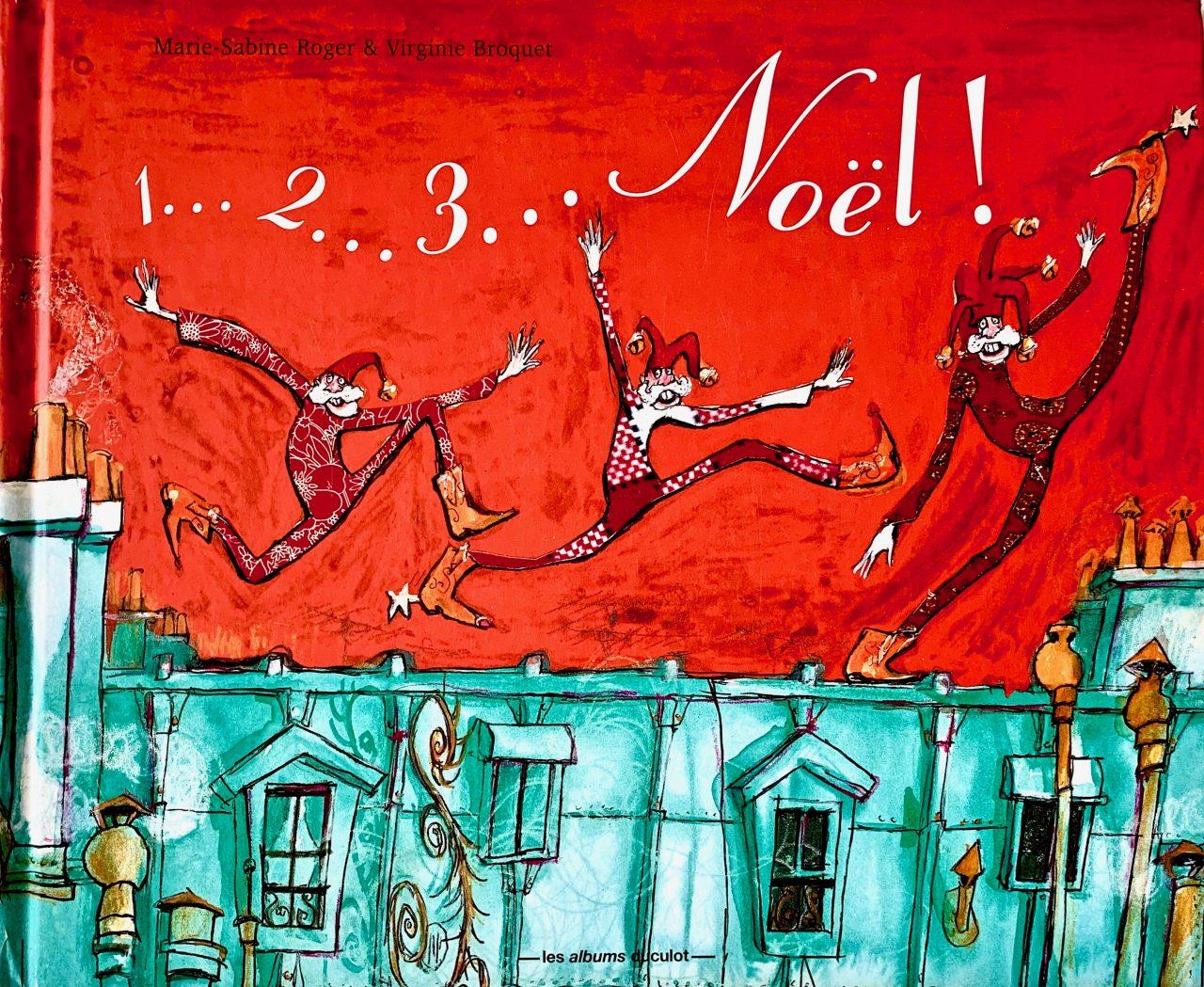 7 1…2…3… Noël!, éditions Duculot, 2002